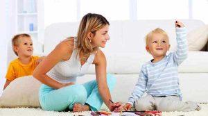 Как написать резюме няни для ребенка